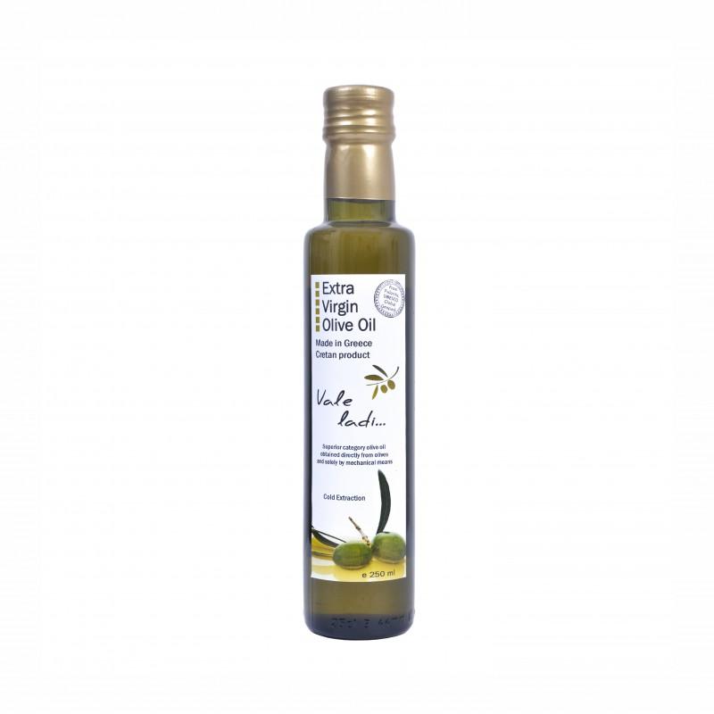 Ελαιόλαδο Βάλε λάδι… 250ml γυάλινη φιάλη dorica