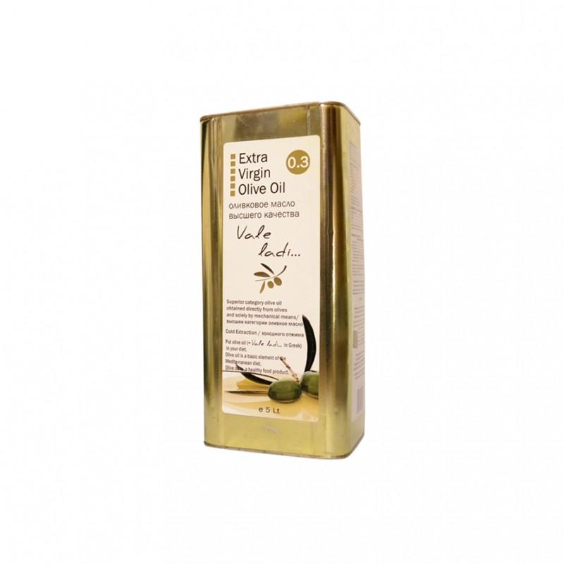 Ελαιόλαδο Βάλε λάδι… 5L μεταλλικό δοχείο
