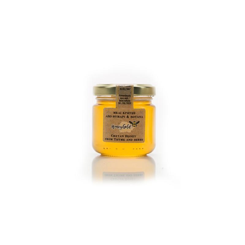 Μέλι Honey Gold 140gr (100ml) Θυμάρι Βότανα