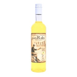 Liqueur Raki with lemon PotiRaki 500ml