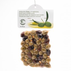 Olives of A'Quality 225gr Mixed