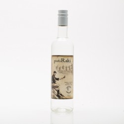 Tsikoudia or raki PotiRaki 500ml